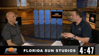 LIVE FROM FSS 04-27-17 Tim Canova South Florida Video Production Studio Facebook Live